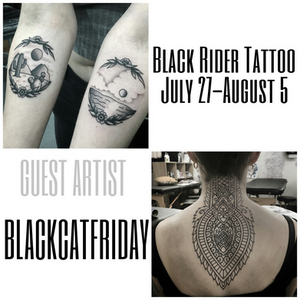 Check out @blackcatfriday on Instagram!