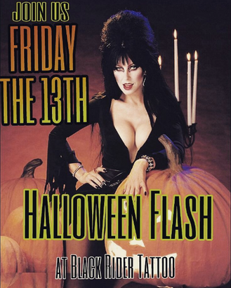 Friday the 13th Flash Day