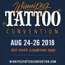 Winnipeg Tattoo Convention - August 24, 25 & 26