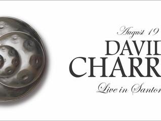 David Charrier - Live in Santorini