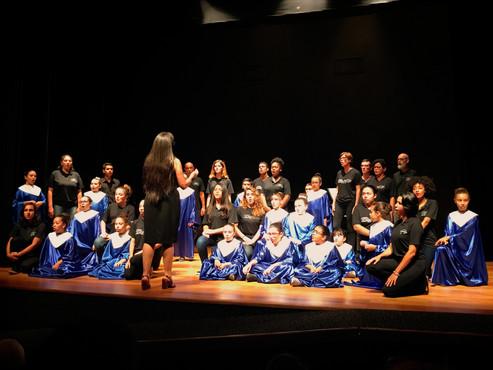 2018 - Teatro Cultural Inglesa em São Paulo