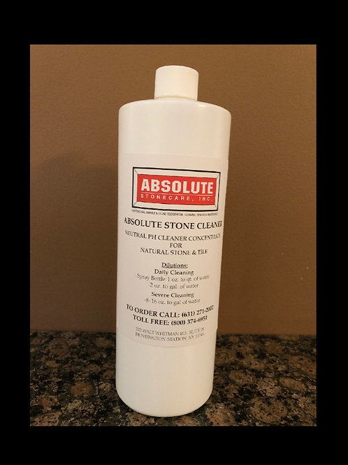 Absolute Stone Cleaner Concentrate (1 Quart)
