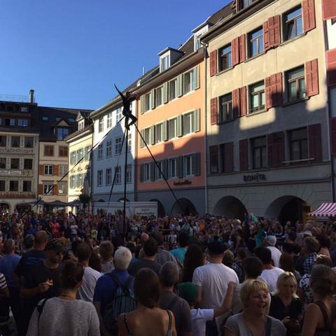 gauklerfestival feldkirch 2017 - Xandra
