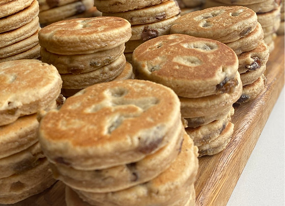 Flavoured Welsh Cakes