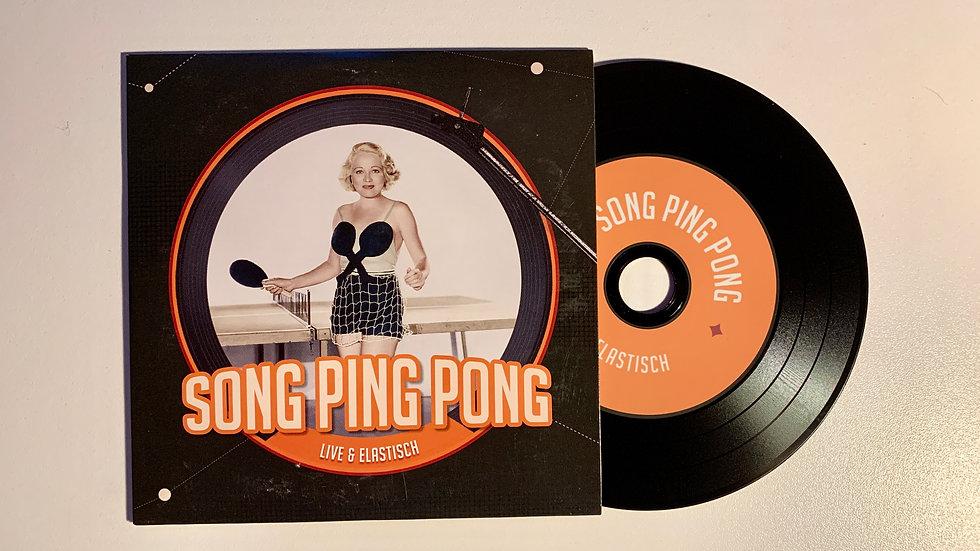 CD - Song Ping Pong: Live und elastisch