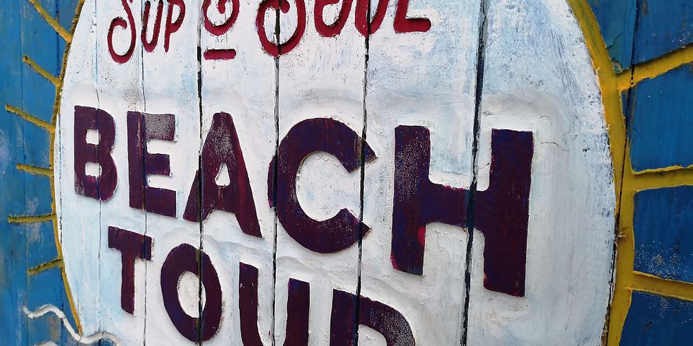 Lennart A. Salomon @ SUP & Soul Beach Tour