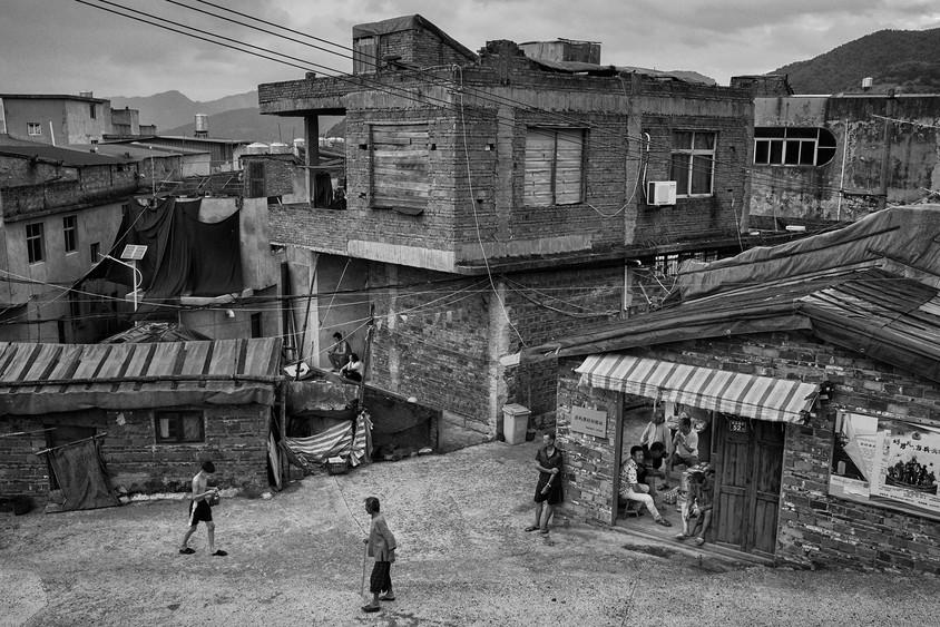Huyuao Village, Fujian, China
