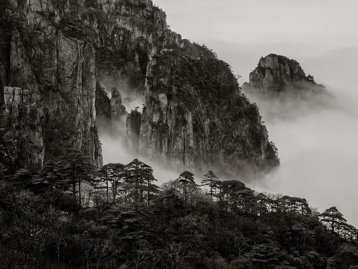 Ink China -Huangshan No. 2926_2014.11.16_