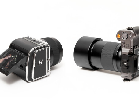 "The Hasselblad ""X"" cameras"