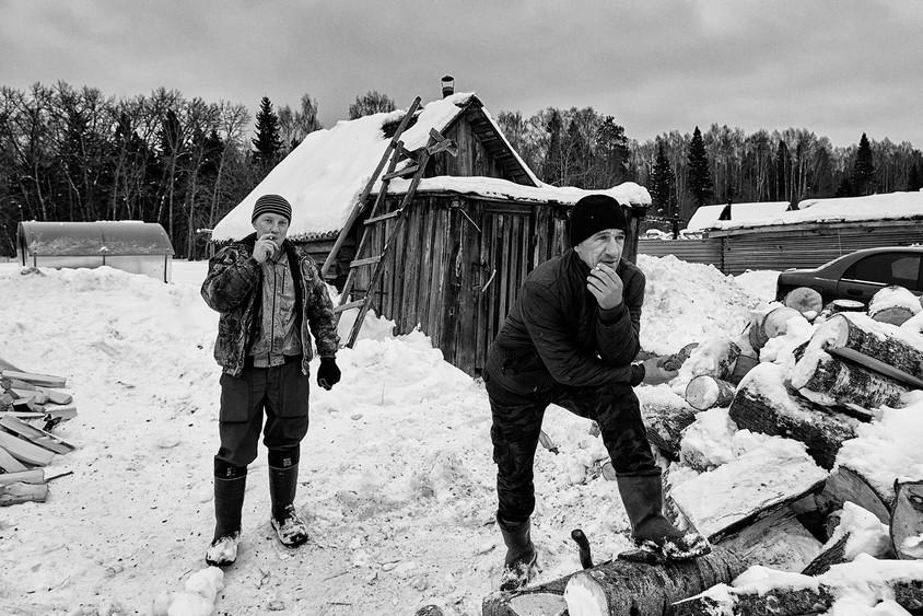 Workers, Kremenevskoye, Yaroslavl Oblast
