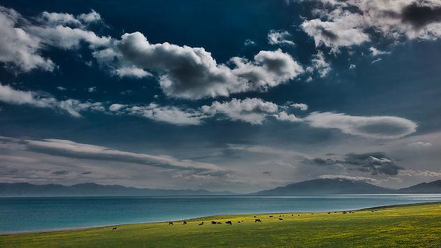 KCIM_Undisturbed landscape_Xinjiang_2009
