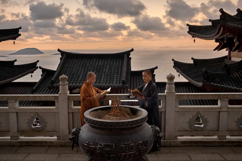 Liuyun Temple 2019