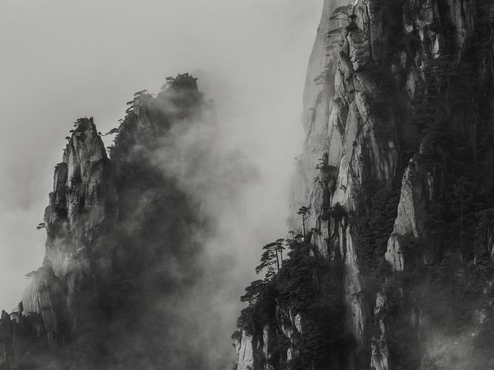 Ink China - Huangshan No. 3418