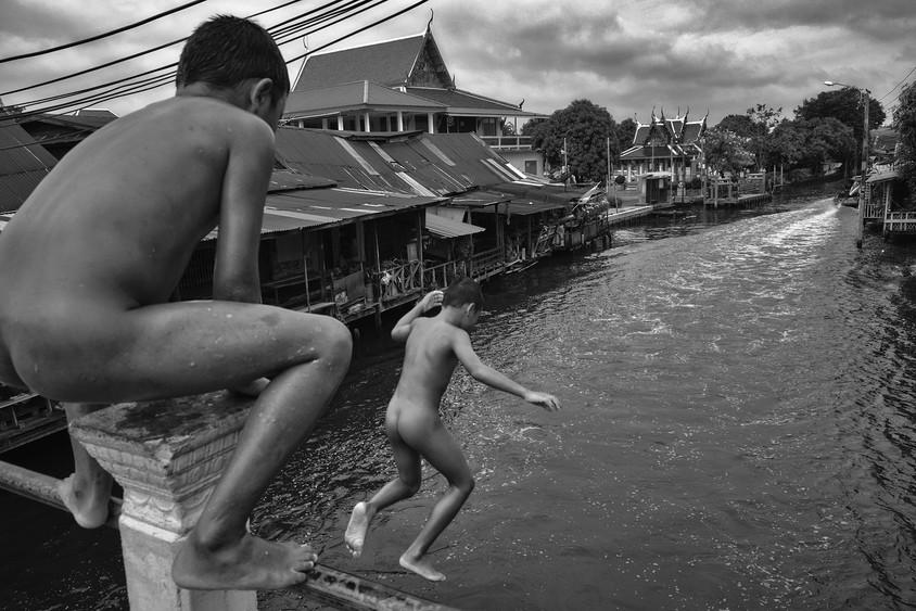 Childhood - Khlong Bangkok-Noi