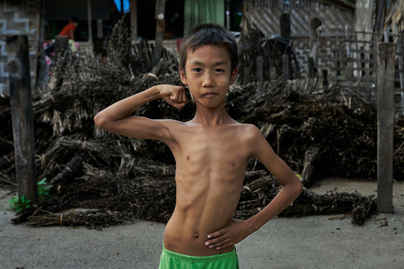 Be strong! Myanmar!