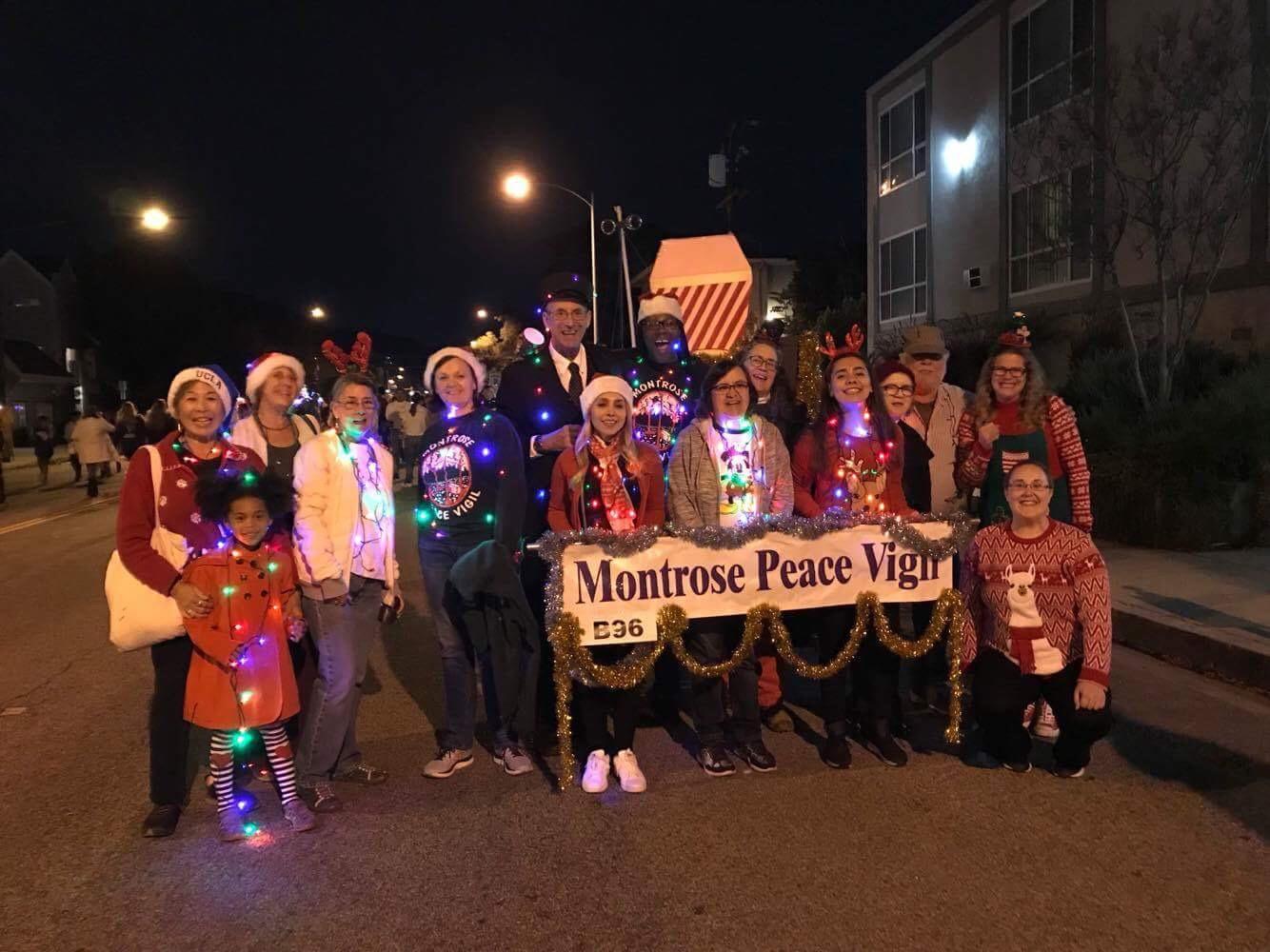 Montrose Christmas Parade