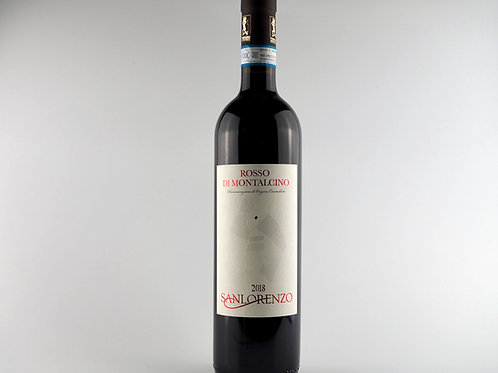 Sanlorenzo Rosso di Montalcino DOC 2018 | Tuscany, Italy