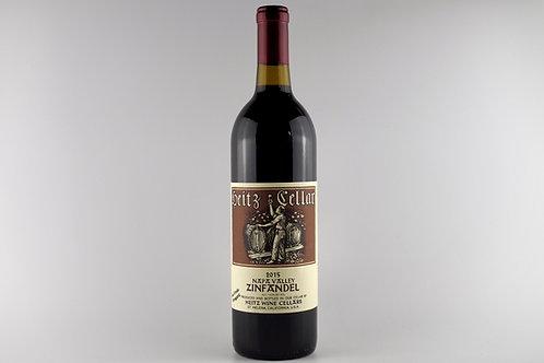 Heitz Cellar Zinfandel Ink Grade Vineyard 2015 | Napa Valley,California, USA