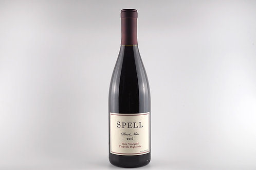 Spell Estate Weir Pinot Noir 2014 | Sonoma County, USA