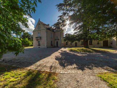 Finding Château La Haye and Bellevue-Cardon
