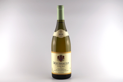 "Jean Javillier Meursault ""Cuvée Jean"" 2018 | Burgundy, France"
