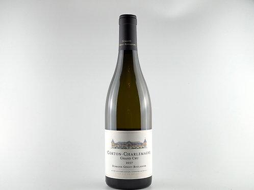 Genot-Boulanger Corton Charlemagne 2017   Burgundy, France