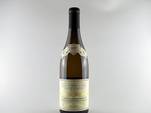 JN Gagnard Chassagne Montrachet 1er Cru Petit Clos 2017   Burgundy, France