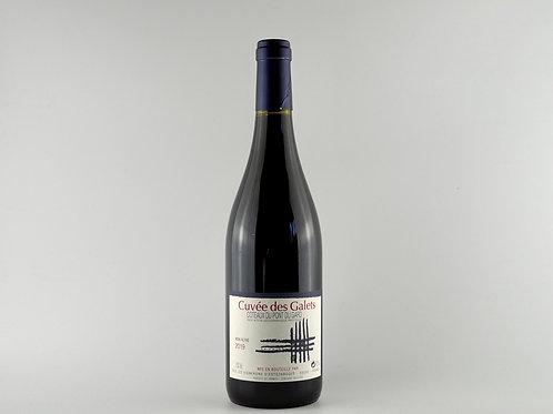 Les Vignerons D'Estezargues Cuvée du Gard Galets Rouge 2019 |