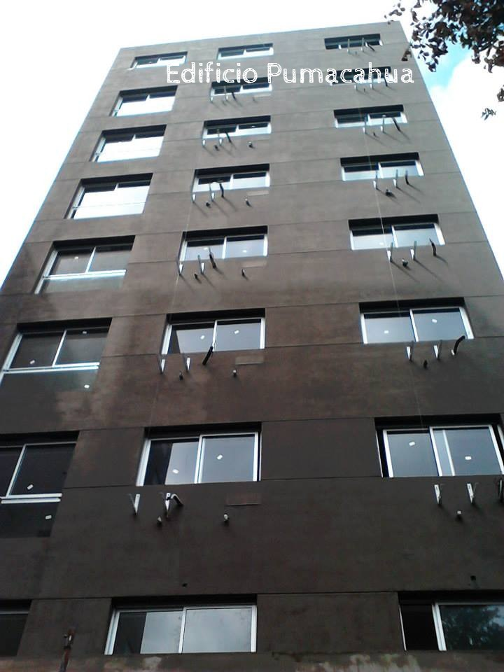 EDIFICIO PUMACAHUA-Flores-