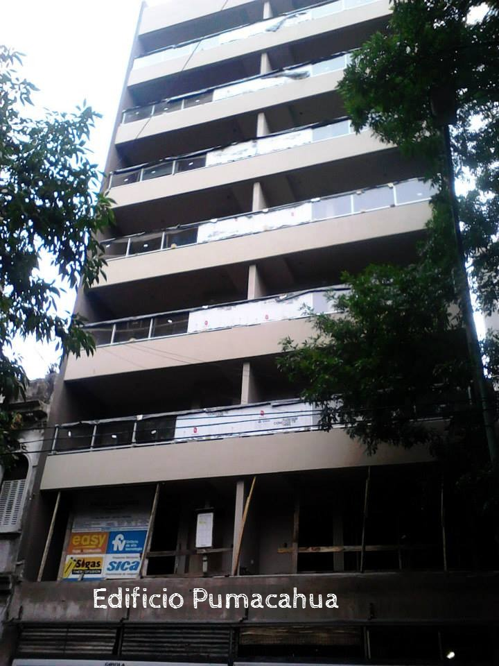 EDIFICIO PUMACAHUA-Flores
