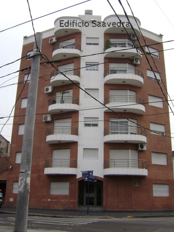 EDIFICIO SAAVEDRA-Ramos Mejia
