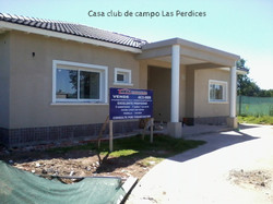 CLUB DE CAMPO LAS PERDICES