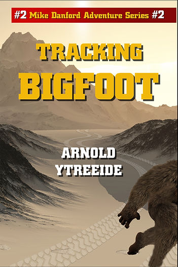 Tracking Bigfoot - An adventure book for Christian pre-teens