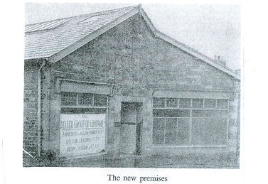 Rawtenstall conservative club new prmises 1927