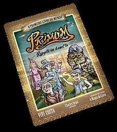 Primum - Resgate no Deserto (Vol. 7)