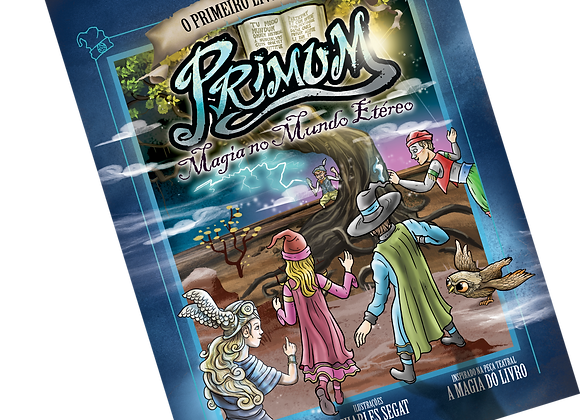 Primum - Magia no Mundo Etéreo (Vol. 8)