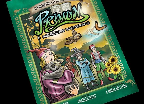 Primum - O Misterioso Boomerang (Vol. 5)