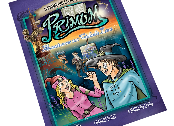 Primum - Aventuras na Cidade Luz (Vol. 6)