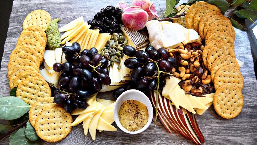 Farmstead & Artisanal Cheeses