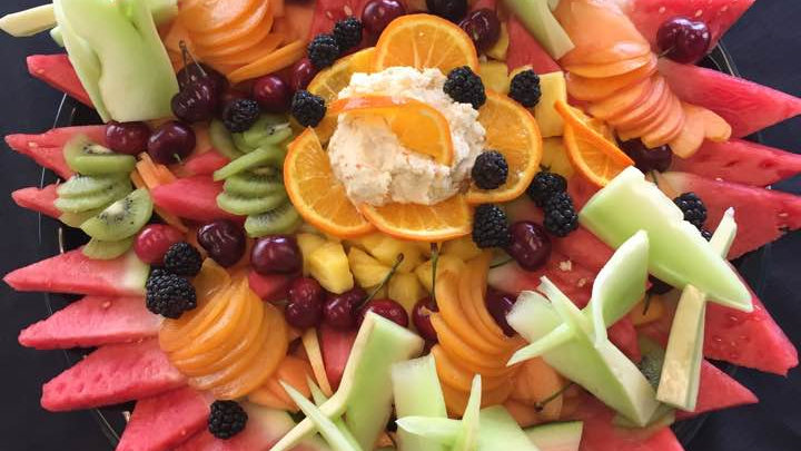 Exotic & Seasonal Fruit Platters