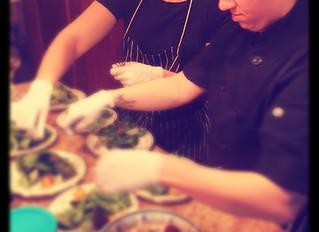 Napa Kale Salad Recipe