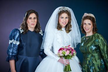 חתונה של חרדים