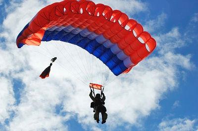Фото рынок парашютной ткани