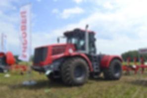Маркетинговое исследование рынка тракторов
