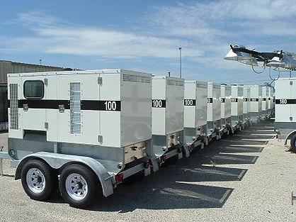Фото рынка электрогенераторов
