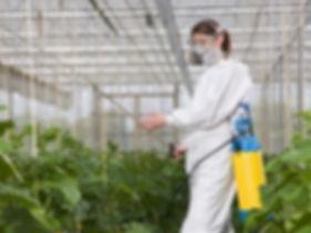 Рынок химических средств защиты растений