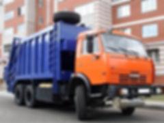Фото рынок мусоровозов