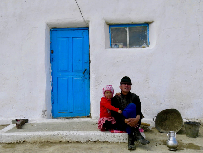 Kyrgyz People in the Pamirs