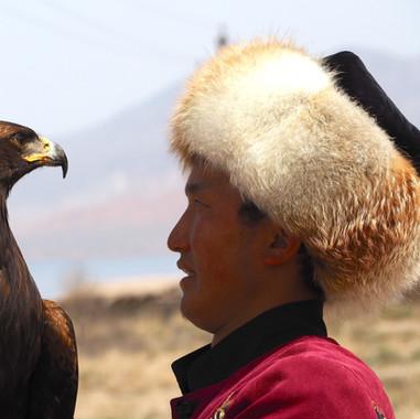 Bond Between Bird and Man