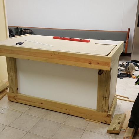 New bartop counter